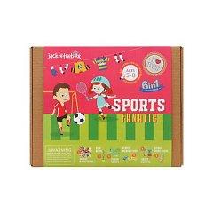 Kit creatie 6-in-1 JackInTheBox - Iubitori de sporturi