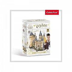 Puzzle 3D CubicFun - Harry Potter - Sala Astronomie, 243 piese