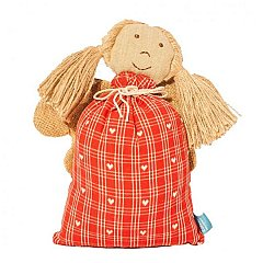 U-grow Jucarie Textila Angel Doll 22 cm