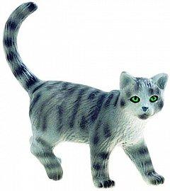 Figurina Bullyland Pisica vargata Minka