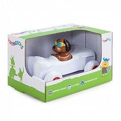 Pilot de curse Catel in Masinuta Os Viking Toys Cute Racer