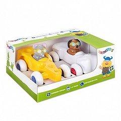 Set 2 Piloti de Curse Viking Toys Cute Racer