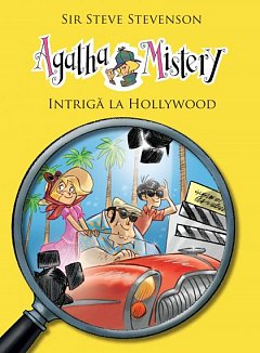 INTRIGA LA HOLLYWOOD. AGATHA MISTERY, VOL 9