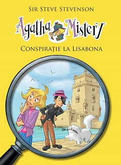 CONSPIRATIE LA LISABONA. AGATHA MISTERY, VOL 7