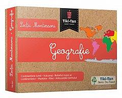 Lectii Montessori - Geografie