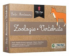 Lectii Montessori - Zoologie: Vertebrate