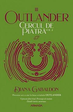 CERCUL DE PIATRA, VOL 2 (OUTLANDER, VOL 3)