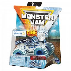 Masina Monster Jam - Fire and Ice, Northern Nightmare, 1:64