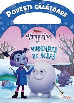 DISNEY. VAMPIRINA. NINSOAREA DE ACASA. POVESTI CALATOARE