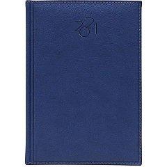 Agenda A5, datata 2021, Dakota, 336 pagina, lavanda