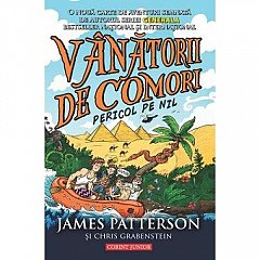 VANATORII DE COMORI, VOL. 2. PERICOL PE NIL