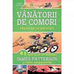 VANATORII DE COMORI, VOL. 7. PRADA DE LA ANTIPOZI