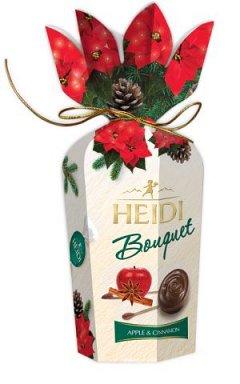 Heidi Bouquet, Praline ciocolata din lapte cu mar si scortisoara