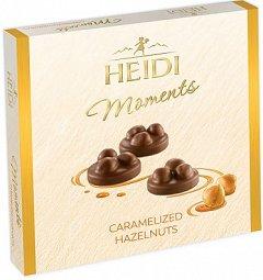 Heidi Moments, Praline ciocolata din lapte si alune de padure caramelizate
