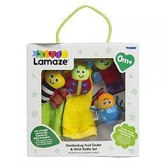 Lamaze,  Set bebelusi sostete si mansete