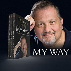 MY WAY (3 VOLUME)