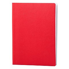 Agenda A5, datata 2021, Flexi, 344 pagini, rosu