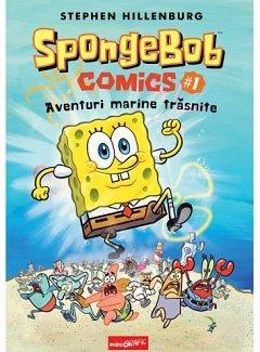 SPONGEBOB COMICS 1. AVENTURI MARINE TRASNITE