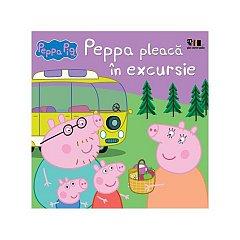 Peppa Pig. Peppa pleaca in excursie
