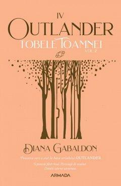 Tobele toamnei, vol. 2. Seria Outlander, partea a IV-a