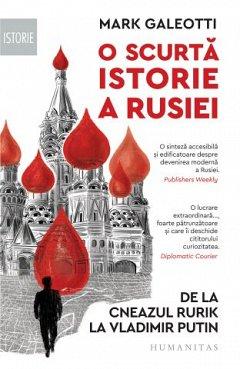 O scurta istorie a Rusiei