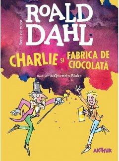 Charlie si Fabrica de Ciocolata (format mare)