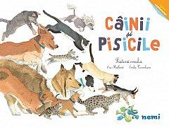 Cainii si pisicile. Prietenii omului