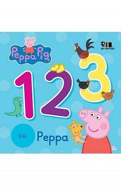Peppa Pig. 123 cu Peppa