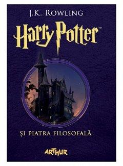 Harry Potter si piatra filosofala (vol. 1)