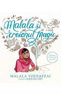 Malala si creionul magic