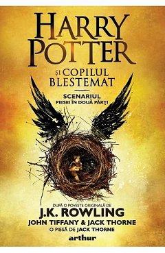 Harry Potter si copilul blestemat (vol. 8)