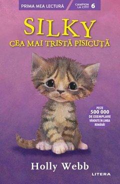 Silky, cea mai trista pisicuta