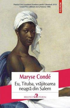 Eu, Tituba, vrajitoarea neagra din Salem