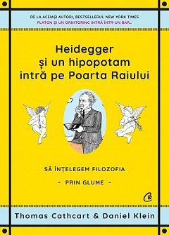 Heidegger si un hipopotam intra pe Poarta Raiului