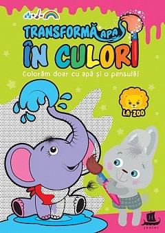 Transforma apa in culori. La zoo