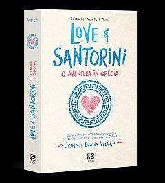 Love & Santorini. O aventura in Grecia
