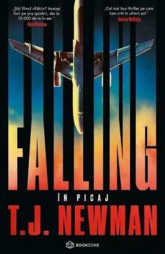 Falling. In picaj