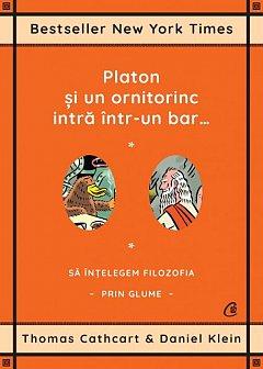Platon si un ornitorinc intra intr-un bar? Sa intelegem filozofia prin glume