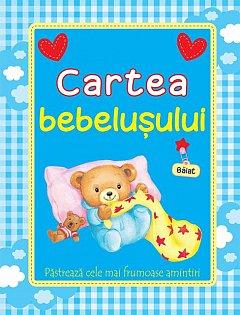 Cartea bebelusului. Baiat