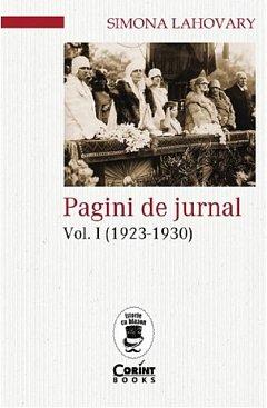 Pagini de jurnal, vol. 1 (1923-1930)