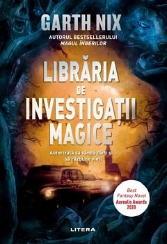 Libraria de investigatii magice