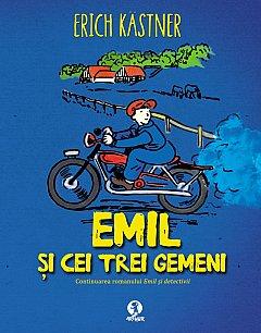 EMIL SI CEI TREI GEMENI, ERICH K�STNER