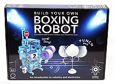 Kit educational STEM, Robotel Boxer - Satzuma Boxing Fighter