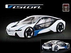 Masina Amewi BMW i8 Vision Concept 1:14 27MHz, 34.5cm