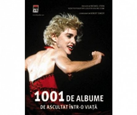 1001 de albume de ascultat intr-o viata, Robert Dimery