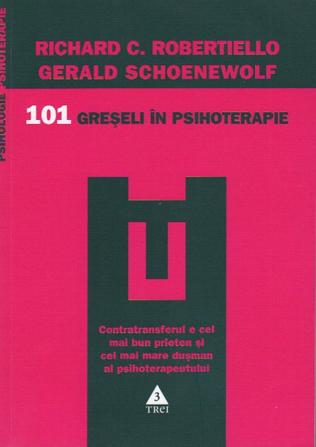 101 GRESELI IN PSIHOTERAPIE