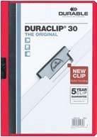 DURACLIP ORIGINAL 60 PT. 60 FOI, ROSU