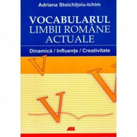 VOCABULARUL LB. ROMANE MODERNE