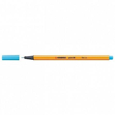 Liner Stabilo Point 88,0.4mm,bleu