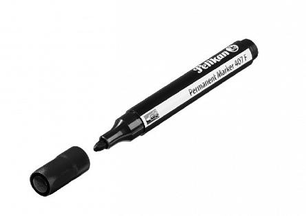 Marker perm.Pelikan 407,vf.rotund,negru